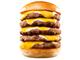 ロッテリア「絶品タワーチーズバーガー」売れすぎで謝罪 急遽キャンペーン延長へ