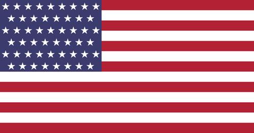 プエルトリコが51番目の州になったら? 新しいアメリカ国旗案、ネット ...