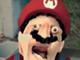 マリオの顔があぁぁぁああ!!!! ゲームのバグを実写で再現したら大変なことに