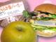 ハンバーガーに梨のフライだと!? カモンパーク新湊で「きららか梨バーガー」期間限定発売