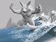 最新の物理エンジンで水がざっぱーん CGで再現された水の動きが超リアル