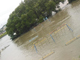 奈良と大阪の1級河川・大和川が大雨の影響で増水 様子を捉えた写真やツイートが続々と投稿される