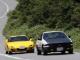 「頭文字D」の聖地巡礼ツアー パンダトレノや黄色FDで箱根を走る