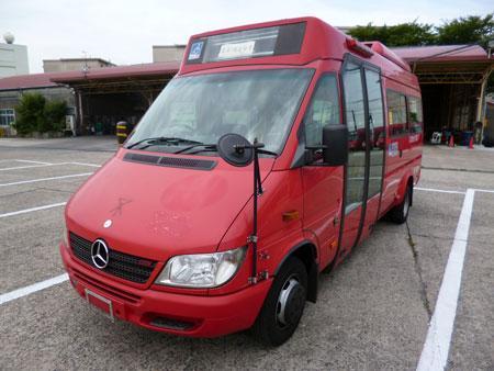 ヤフオクで市バスが買えるぞ! ...