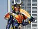 新しい仮面ライダーは「仮面ライダーガイム(鎧武)」 脚本は虚淵玄らが担当