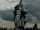 実写版「パトレイバー」の実物大イングラム 今度は埼玉で目撃情報