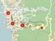 台風被害の伊豆大島支援へ 国土地理院や有志が被災状況共有マップを公開