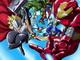 映画「アベンジャーズ」の完全日本ローカライズ版テレビアニメ「ディスク・ウォーズ:アベンジャーズ」製作決定