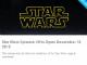 「スター・ウォーズ エピソード7」は2015年12月18日に公開決定