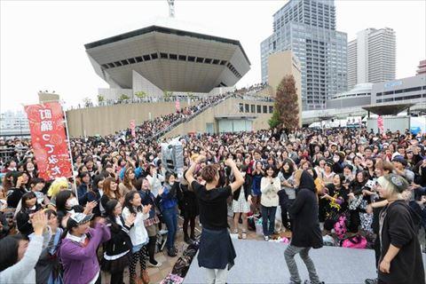 出張版吉本新喜劇に会場もニコ生も大盛り上がり! 大阪なんばで開催されたニコニコ町会議レポート
