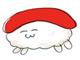 おしゅしだよ! Twitter発・脱力系おすしマンガ「おしゅし」が人気急上昇中 おしゅしたびたい!