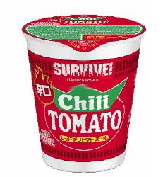 レッドチリトマトヌードル
