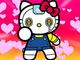 「走行モード、キティGO!」 超合金ロボになったキティさん、オリジナルアニメで発進