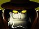 「ルパン! 逮捕だぁ〜!」 銭形警部型ロボ「ゼニガタロボ」が都内を爆走 こいつ……しゃべるぞ!