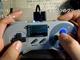 スーパーファミコンのコントローラを楽器に改造してみた動画