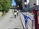 坂道でペダルを必死にこがずに済む ノルウェーの自転車用坂道リフトが便利そう