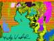"""失われた作品は""""データ""""として残っていた──アンディ・ウォーホルが1985年にコンピュータ「Amiga」で描いた作品が復元される"""