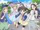 西武ライオンズがアニメ「ヤマノススメ」とコラボ 声優・井口裕香さん、小倉唯さんが始球式