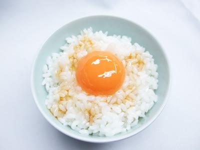 画像(玉子がけご飯1)