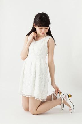 魔法少女まどか☆マギカコラボレーションパンプス