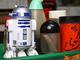 R2-D2の調味料入れがフィギュアみたい!