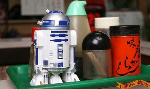 画像(STAR WARS R2-D2 醤油入れ1)