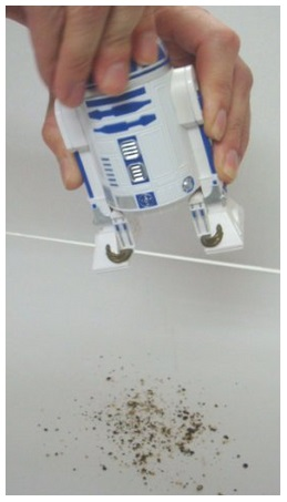 画像(STARWARS R2-D2 胡椒入れ SWPEPPER-01)