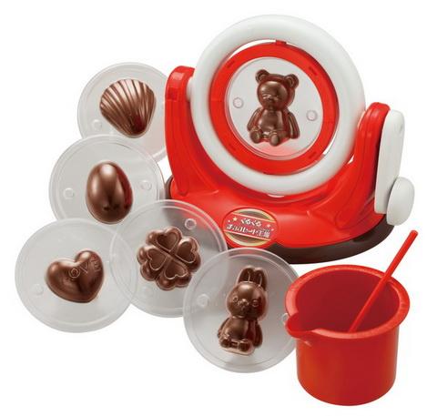 くるくるチョコレート工場