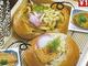 阪急そばのうどんがパンになる 「きつねうどんパン」「カレーうどんパン」が登場