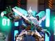 JR東日本が新幹線の変形ロボの模型を東京おもちゃショーで公開! トランスフォーマーのよう