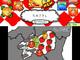 全国を群馬県にするゲーム「ぐんまのやぼう」にニンテンドー3DS版 なぜか立体視対応