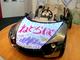 描いた絵が車のボンネットに 「東京おもちゃショー」トヨタブースで痛車デザインを楽しもう