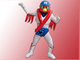 ヤクルト新マスコットの愛称がついに決定 巨大ヤクルト瓶を背負う仮面のヒーロー