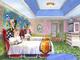 東京ディズニーランドホテルに超ファンタジックな客室誕生 アリスの世界に迷い込んだみたい!