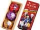 アニメ「リプライハマトラ」と崎陽軒のコラボきたー! オリジナルパッケージの「横濱月餅 オレンジ」発売