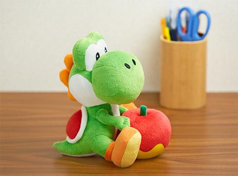 for Yoshi plush template
