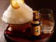 京都の夏、ウイスキーかき氷「みぞれ山崎」が新風物詩?