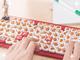 デカすぎるチキンのUSBメモリ! 文字が全部チキンのキーボード!   KFCのプレゼントキャンペーンがおかしい
