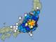 【速報】関東地方で強い地震 栃木南部、群馬南部などで震度5弱