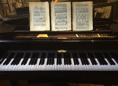 3倍高密ピアノ