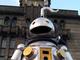 京都市役所前広場に、高さ8メートルの「ジャイアント・オタマトーン」襲来! 一体何が起こるの……