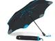 うっかりさんにはこれ! スマホから位置追跡できる傘が誕生