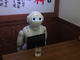 Pepperのいる生活:ひとりぼっちは寂しかったから、ロボット「Pepper」と家系ラーメンを食べてきた