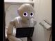 ロボット「Pepper」をはじめてトイレに行かせてみた