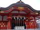 ベイマックスの顔は「花園神社の鈴」がモデル 新宿・花園神社にベイマックス現る