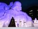 さっぽろ雪まつり 世界初ルーカスフィルム公認「雪のスター・ウォーズ」大雪像出現