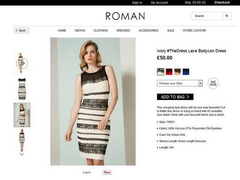 青黒と白金に見える例のドレス