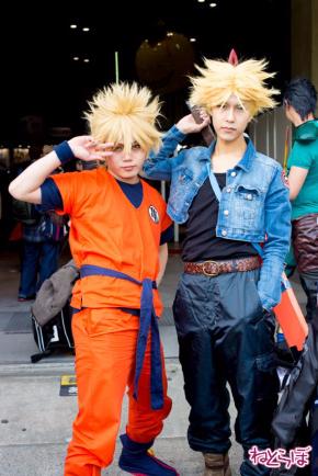 AnimeJapan 2015コスプレ