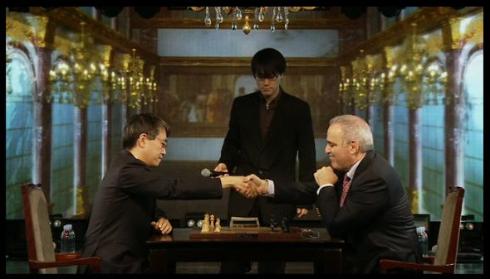 チェス対局