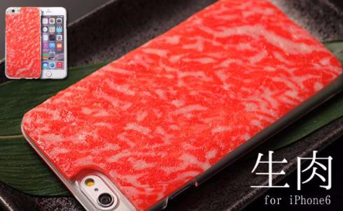 食品サンプルiPhoneケース